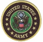 Army Patches / Great Variety of Army Patches at a great price for DIY & Craft decorating.  See them all at : http://www.priorservice.com/usarmypatches.html / by PriorService.com