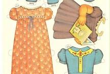 Paper Dolls / by Janice Lachney