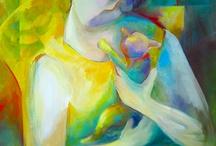 Art art art and more art / by Shelly Penko