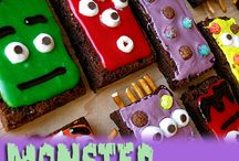 Halloween Recipes / by Crystal Willich