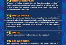 Super Bowl ideas / by Heidi Lavorato