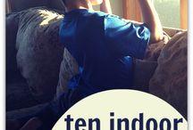 Kid Indoor Activities / by Alana Meek