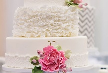 Weddings: The Cake / Your wedding cake is one element your guests almost always remember. Find out how to make it memorable and in tune with the rest of your wedding. / by Chula Vista Resort