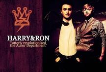 Harry Potter / by Emily Jackson