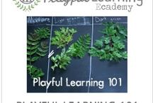 Playful Learning Spaces / by Gigi Kayser