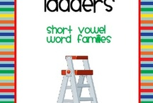 Word families / Initial Blends / by Laura Brown