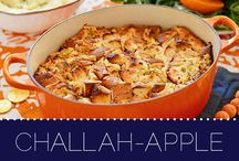 Thanksgiving recipes / by Janell Ridenour