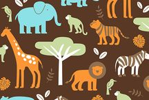 Jungle Tales / by Shannon Fabrics