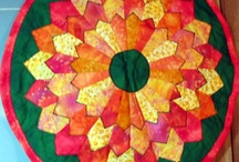 quilting / by Christy Wynkoop