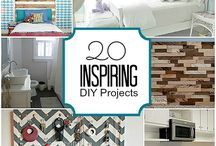House Inspiration  / by Whitney Watts