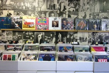Musicstack's Featured Record Stores / 25 Million Vinyl Records and CDs from Hundreds of Record Stores Worldwide   / by MusicStack