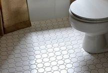Bathroom / by Tiffany Pendergrass