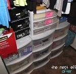 organizing / by Selena Weinman