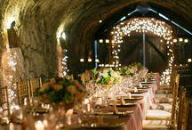 A Wedding / Wedding Inspiration, Ideas, Décor, Fun / by Chellie Hailes