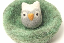 Needle felt / by Thea White