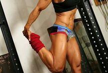 fitness  / by Alyssa Bragdon