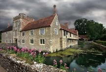 """English Country Castle / """"To the manor born...."""" / by Jennifer Emmer"""
