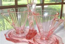 Beautiful Glass Pieces!! / by ~allthingsshabby~