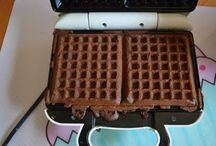 Recipes - Waffle Iron / by Rose-Marie Haddad