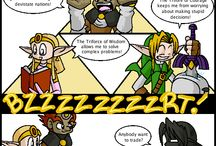 Video Game hilarity / by Chelsea Pumper