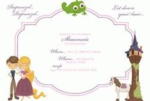 emmas party invites / by Megan Martin