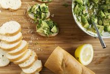 foodie food / by Amy Hausner