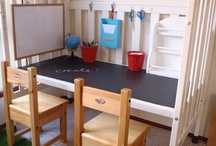 boys room / by Tabitha Wolters