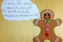 Gingerbread Guy & Friends / Take a trip with Gingerbread Guy & Friends all around the world! / by Mr. Micknit