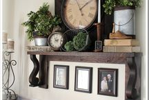Mantels / by Julia Q