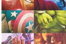 Super Heroes! / by Mackenzie Baxter