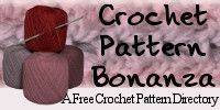 Crochet Pattern Bonanza / FREE crochet patterns. If you have free patterns to share and would like to be a contributor to this board, please email me at crochetncrafts@gmail.com  Also, you'll need to follow this board in order for me to send the invite. Thanks so much! :) / by Rhelena