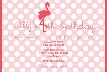 Little Girl birthday parties:) / by Laine Yount