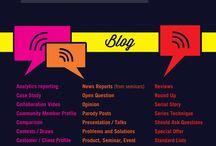 Social media / by vera diaz