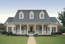 Dream Home / by Becca Whitted