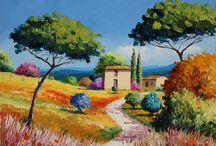 Landscape paintings / by Neli Crocco