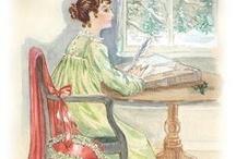 Austen Authors / Austen Authors group pinterest board / by Maria Grace