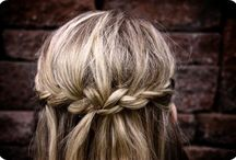 Pretty hair / by Erin Olson Moser