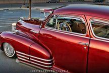 Old Cars (Chevy Bombs) / by Eddie Alvarez