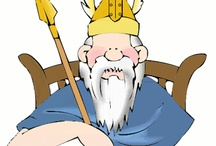 Viking lesson ideas / by Lindsey Davis