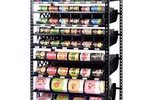 Awe-Inspiring Stockpiles / Knowing how to store your couponing stockpile is just about as important as getting great deals! / by Grocery Coupon Network