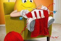 Yarn funnies / by Kate de Wit