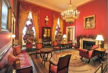 White House Christmas / by Nat Ellena