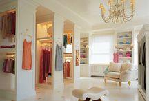 Closets / by Tammy Lanclos