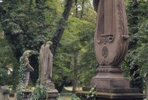 In memoriam / Graves and cemeteries have always fascinated me / by Carole Blake
