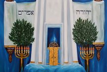 Messianic Anointed Paintings By Angela Mae Cheetham / The sermons that I write are sketched on canvas and painted with the oil of anointing. ~ Angela Mae / by Angela Mae Cheetham