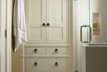 Bathrooms  / by Margie Bailey