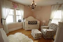 Baby bedroom / by Haley