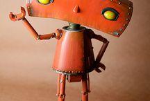 ROBOTS! / by Happy Tiah