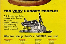 Days Gone By (Vintage Ads) / by Central Restaurant Products