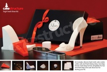 "5"" High Heel Shoe Kit for gumpaste and fondant / by Cake Structure"